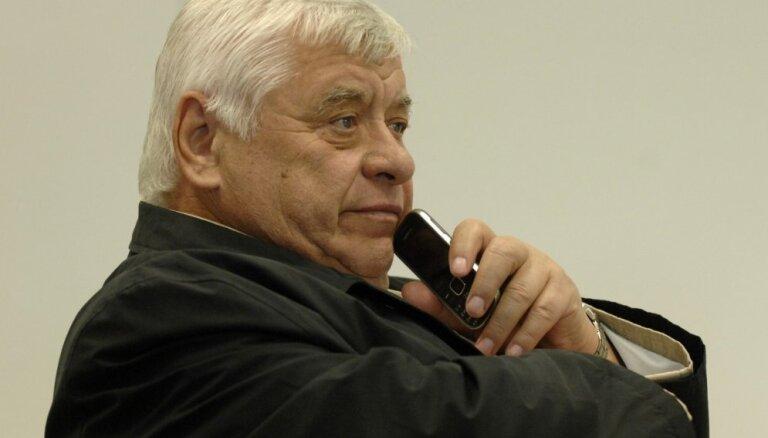 Mūžībā devies kādreizējās Rīgas 'Daugava' galvenais treneris Jānis Skredelis