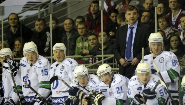 Динамовцы Знарка вырвали победу у СКА за 7 секунд до сирены