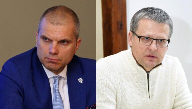 LTRK padomes prezidenta amatam ir pieteikušies divi kandidāti