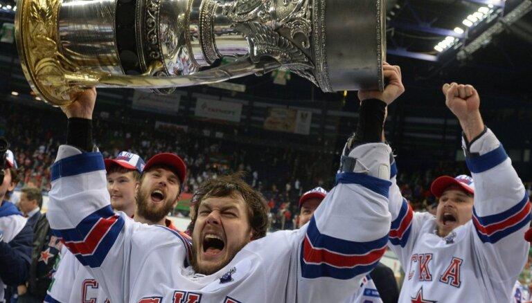 Дадонов— новый рекордсмен Кубка Гагарина, Ковальчук— MVP