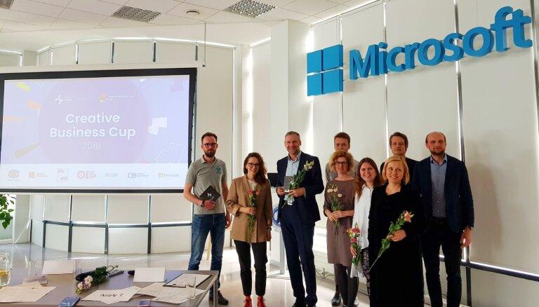 Noskaidroti starptautiskā jaunuzņēmumu konkursa 'CBC' Latvijas atlases finālisti