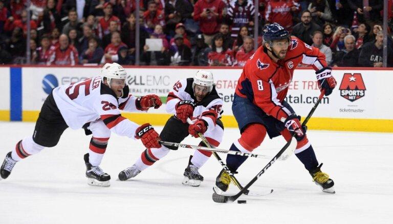Овечкин седьмой раз выиграл гонку снайперов и повторил исторический рекорд НХЛ