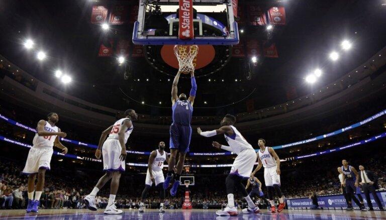 NBA klubus pārņem 'Covid-19' saslimšanas gadījumi