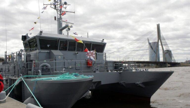 Jūrā pazudis Latvijas zvejas kuģa apkalpes loceklis