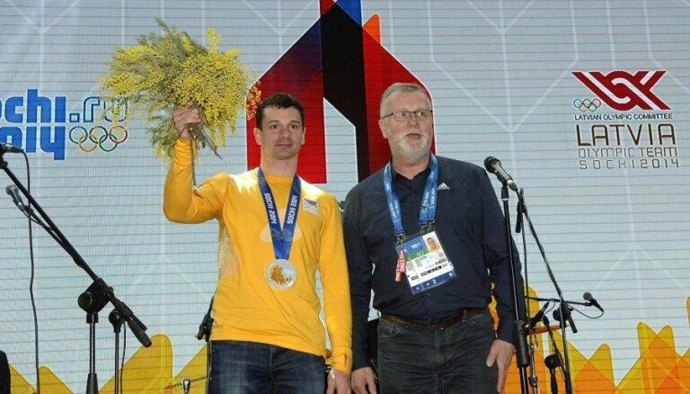 Мартин Дукурс за олимпийское серебро может получить 85 тысяч евро