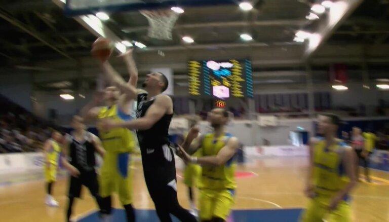 'OlyBet' LBL fināls: 'Ventspils' - 'VEF Rīga'. Spēles labākie momenti (05.05.2019.)