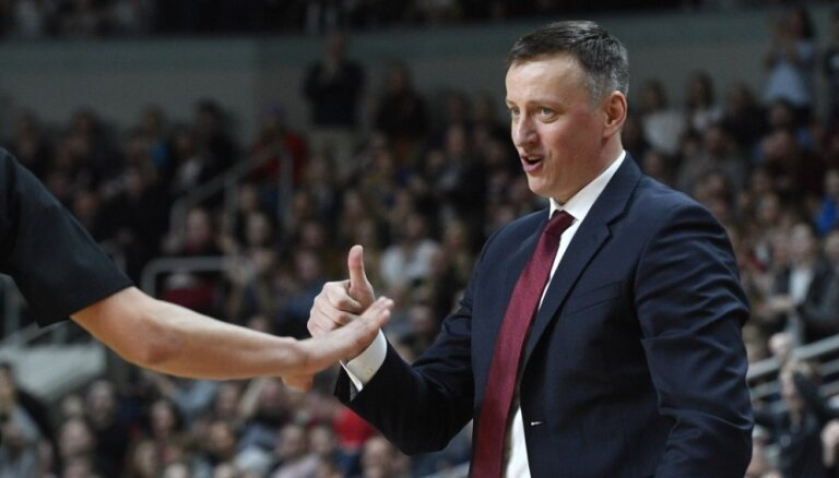 Vecvagars nosauc Latvijas izlases sastāvu izšķirošajai spēlei pret Melnkalni