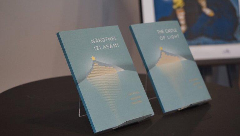Klajā laists jauns izdevums par Latvijas Nacionālo bibliotēku 'Nākotnei izlasāmi'