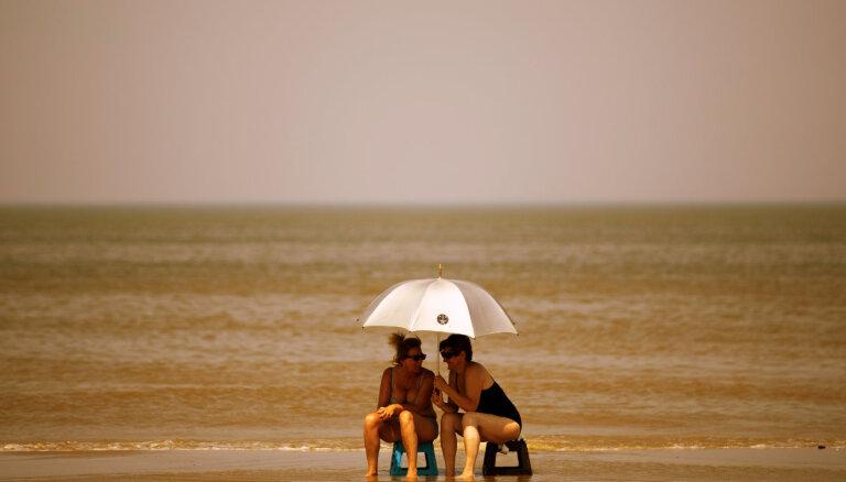В субботу ожидается жара до +30 градусов, у моря будет прохладно