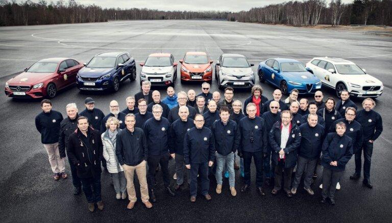 Nosaukts 'Eiropas Gada auto 2017' titula ieguvējs