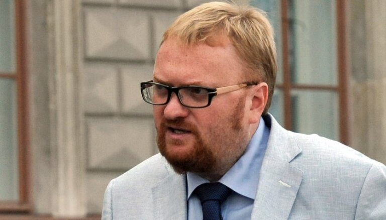 """Милонов попросил Эрнста быть патриотом и бойкотировать """"Евровидение"""""""