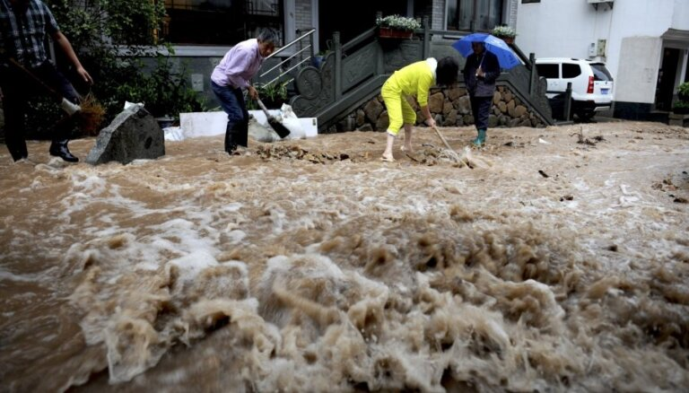 Доклад: к 2060 году угроза потопа нависнет над миллиардом человек