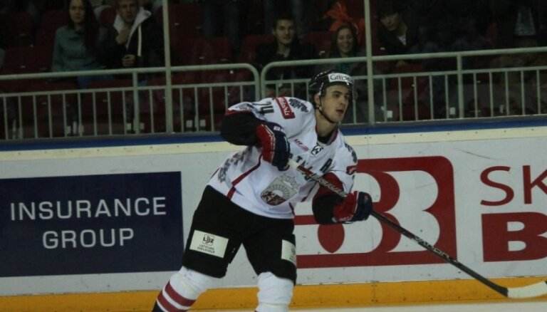 К сборной Латвии присоединились Ниживий, Васильев, Редлих и Даугавиньш
