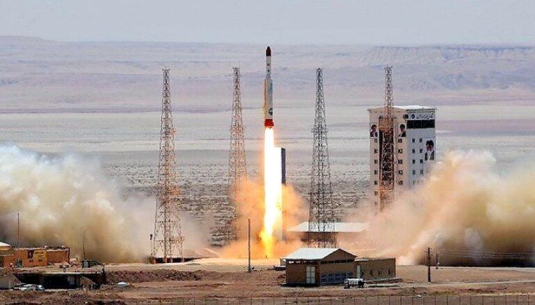 Иранские военные выпустили 20 ракет по территории Израиля в районе Голанских высот