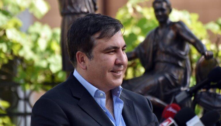 Сто дней Саакашвили в Одессе: обещания и реальность