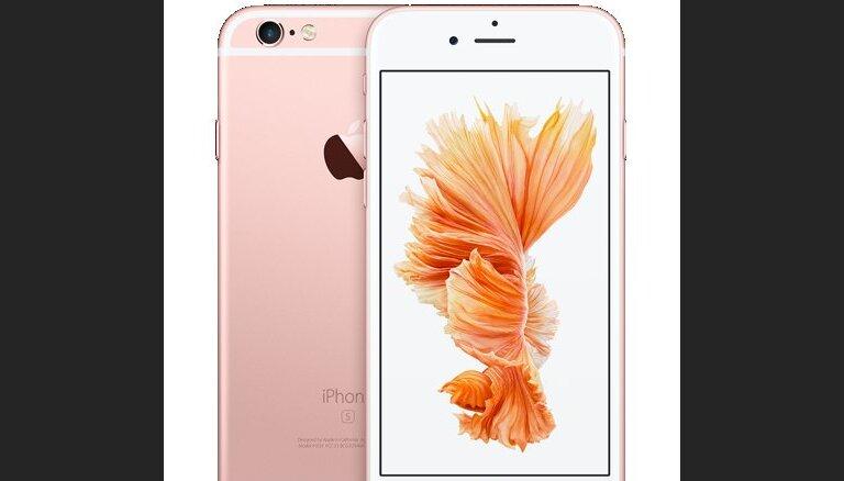 Розовую версию новых iPhone по предзаказу раскупили за несколько часов