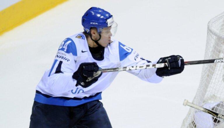 Somijas izlasi papildina uzbrucējs Granlunds