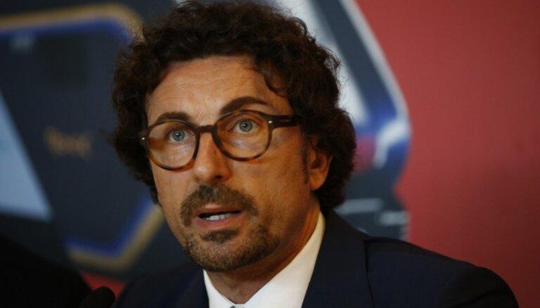 Itālijas transporta ministrs: ES ir 'ziloņkaula tornis'