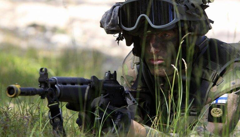 Науседа: нынешних средств НАТО недостаточно для обороны балтийских стран