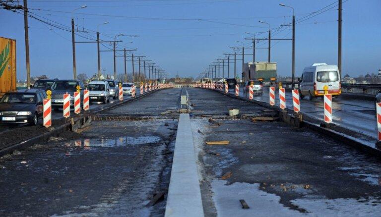 Salu tiltu par 19,69 miljoniem eiro rekonstruēs 'ACB un Tilts'