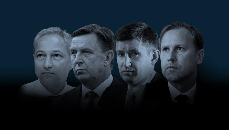 Jaunākā aptauja: Četras partijas līderos cīņā par 13. Saeimu, 38% neizlēmušo