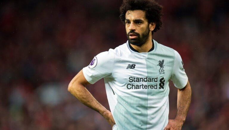 Salāhs ir kļuvis par 'Liverpool' vislabāk apmaksāto spēlētāju