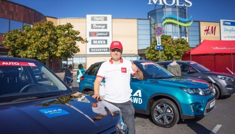 Sestdien notiks divas Latvijas auto pirmizrādes un bezmaksas drošas braukšanas semināri pie 'Mols'