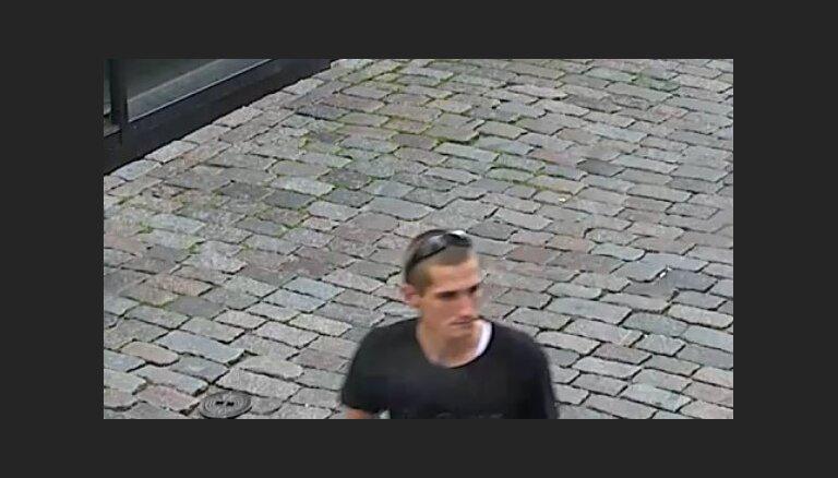 По подозрению в совершении кражи велосипедов разыскивается мужчина