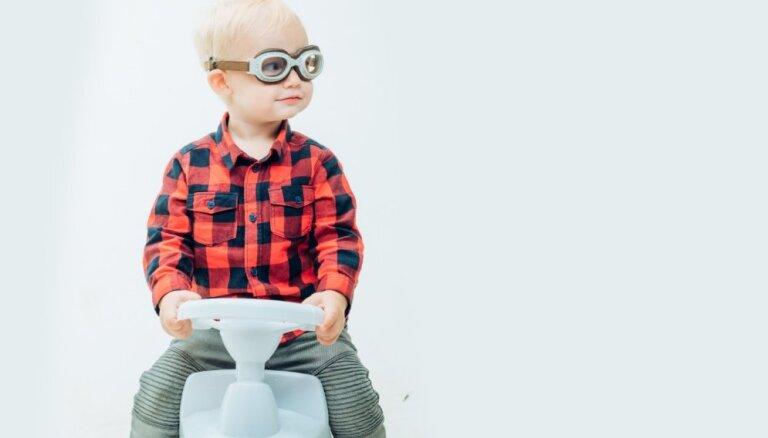 Mazā ūdenszāle jeb ļoti aktīvs bērns: kā viņam palīdzēt apmierināt zinātkāri