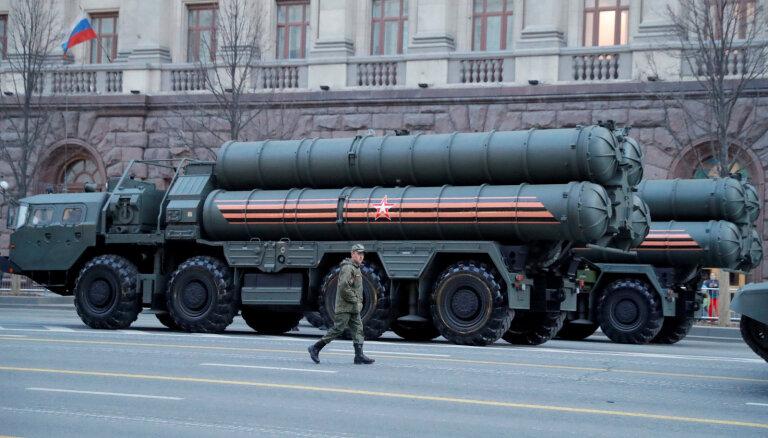 Эрдоган хочет производить С-400 вместе с Россией