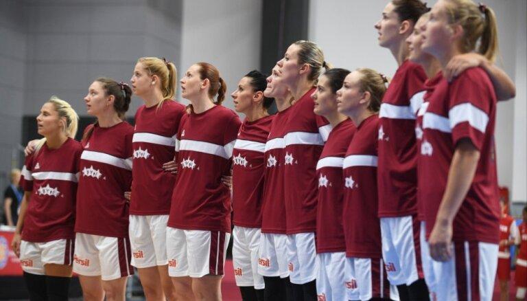 Eiropas čempionātam basketbolā sievietēm Ministru kabinets piešķir papildu 90 000 eiro