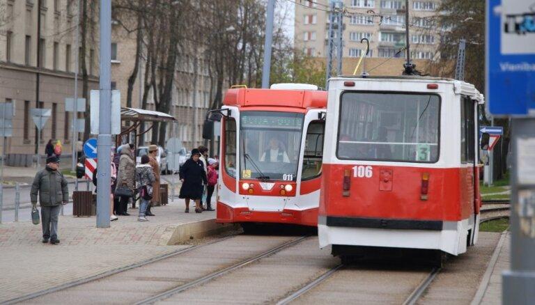 """Рижские """"деньги проекта Сканстес"""" могут уйти на развитие трамваев в Даугавпилсе и Лиепае"""