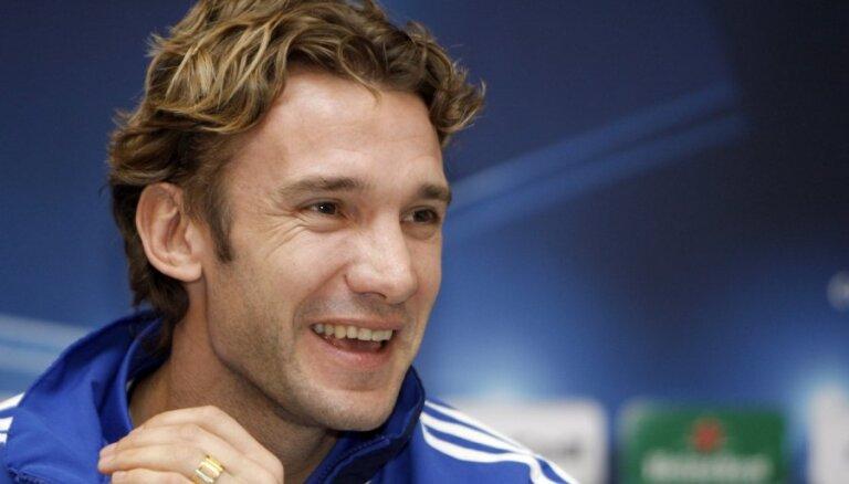 Ševčenko beigs karjeru pēc EURO 2012