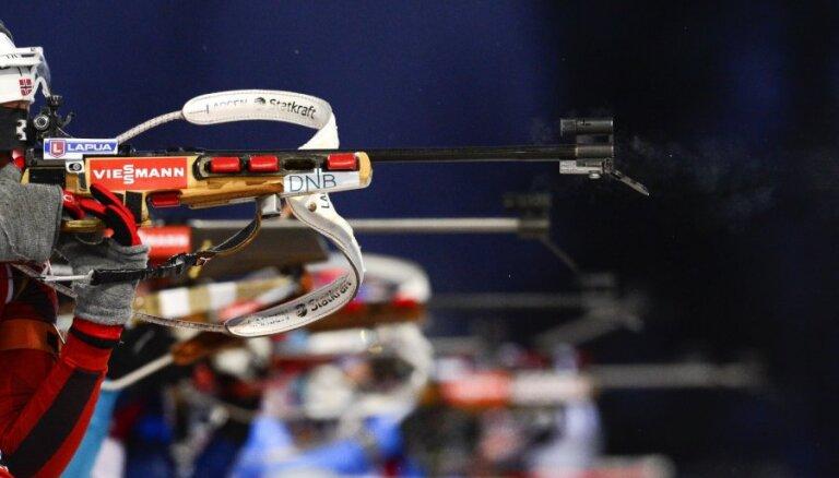 Šaušana iegāž Latvijas biatlonistu Misi pasaules junioru čempionāta sacensībās