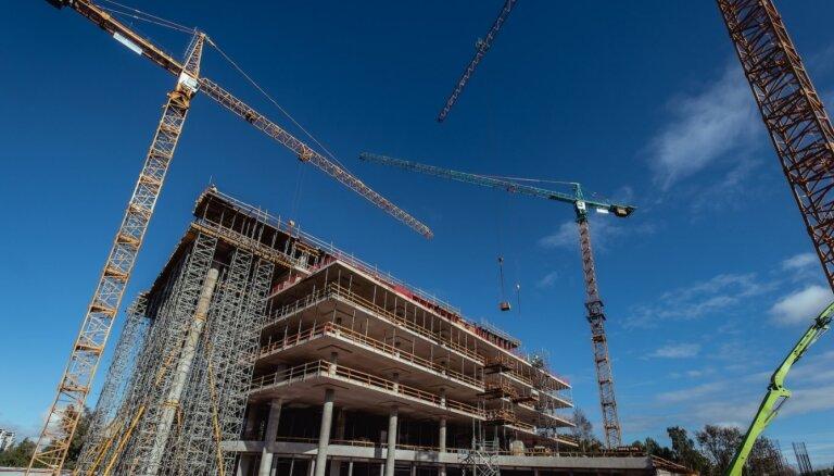 Biroju kompleksu 'Verde' plāno pabeigt nākamā gada jūnijā