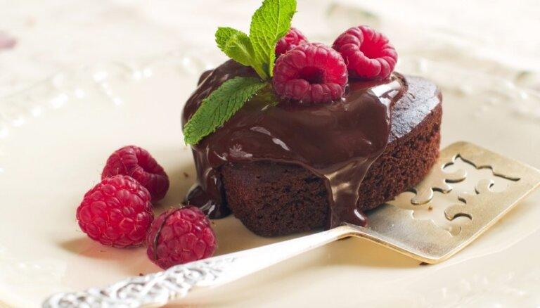 Krītam grēkā! Kārdinošas receptes Vispasaules šokolādes dienas svinēšanai