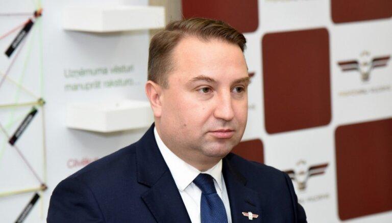Jaunos elektrovilcienus par 241,88 miljoniem eiro piegādās Čehijas 'Škoda Vagonka'