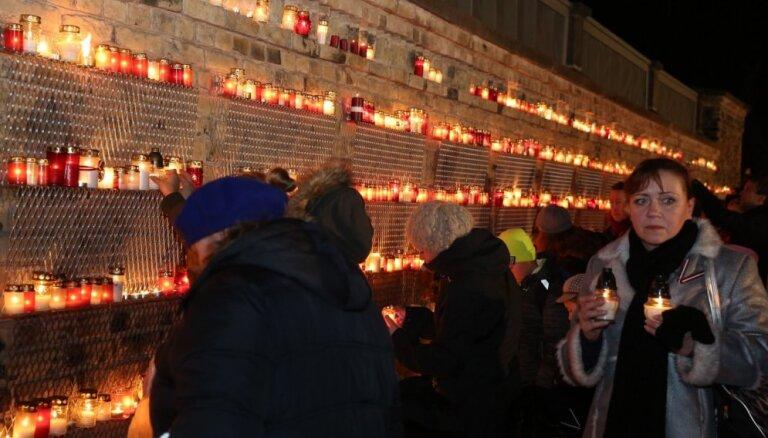 Латвия отмечает День Лачплесиса
