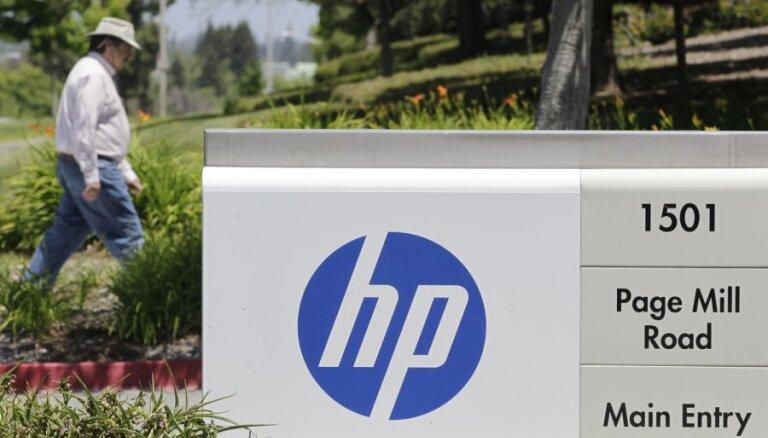 'Hewlett-Packard' līdz nākamā gada beigām atlaidīs 55 000 darbinieku