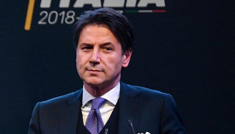 Itālija vēlas radikāli mainīt ES migrācijas politiku, pauž premjers