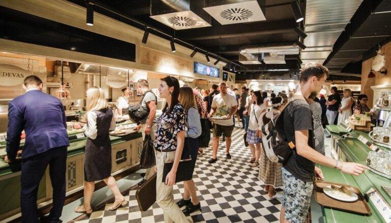 Топ компаний сферы общественного питания в Латвии: Lido и McDonald's идут нос к носу