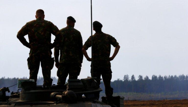 Кароблис: обсуждается создание нового военного полигона на западе Литвы