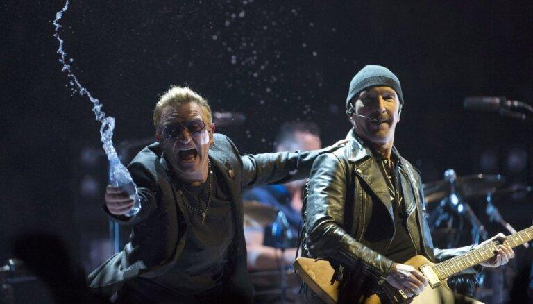 Гитарист U2 первым среди рокеров выступил в Сикстинской капелле