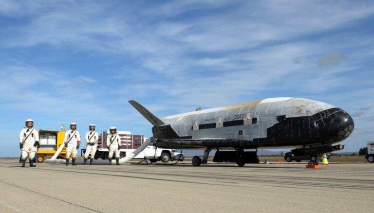ВИДЕО: Засекреченный объект вернулся с пятой тайной космической миссии, проведя в космосе 780 дней