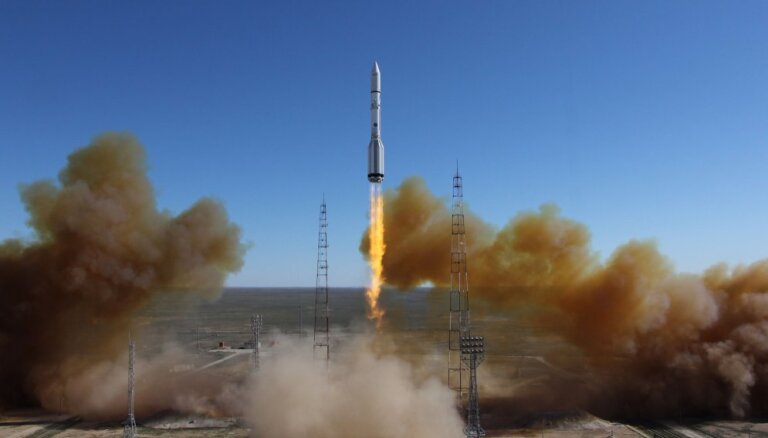 """У """"Протона"""" отказал двигатель; ракета с ядовитым топливом упала в Забайкалье"""