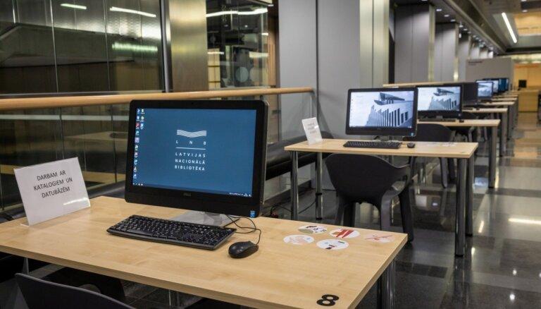 Digitalizētie laikraksti un grāmatas būs brīvā piekļuvē līdz bibliotēku pilnvērtīgas darbības atjaunošanai