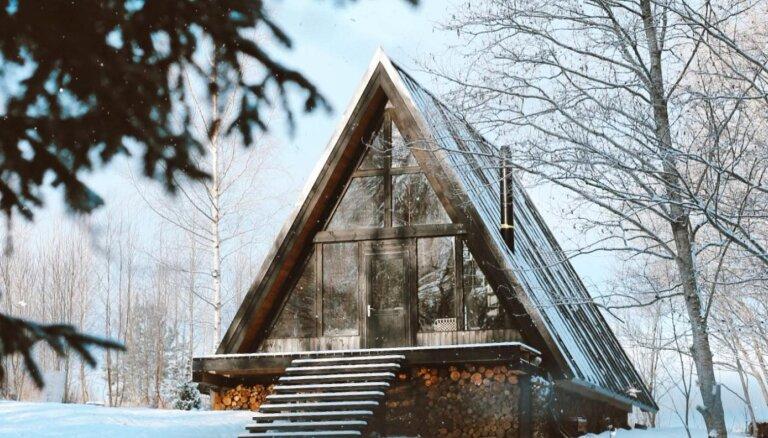 ФОТО, ВИДЕО. Гостевой домик, построенный собственными руками – новое место для отдыха на выходных