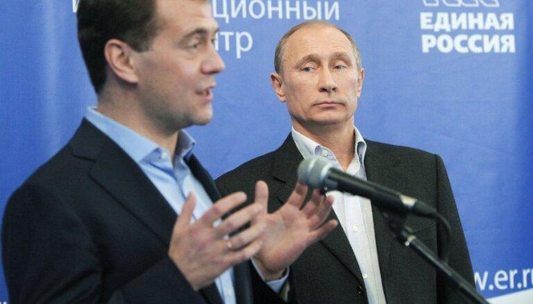 Медведев впервые за семь лет отменил выступление на Гайдаровском форуме — из-за Путина