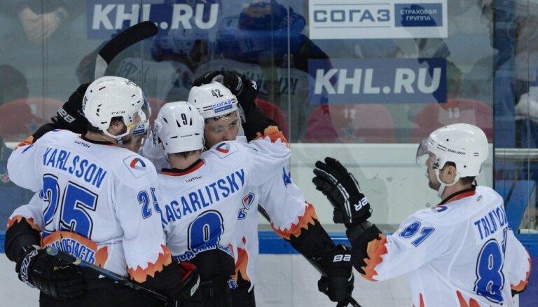 Aleksandrs Guļjavcevs kļuvis par 'Severstaļ' galveno treneri
