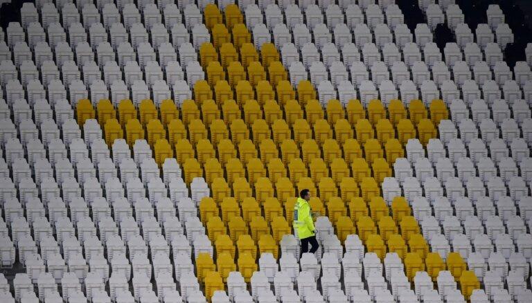 Spānijas futbola līga izstrādājusi protokolu, lai tribīnēs drīzumā varētu atgriezties fani